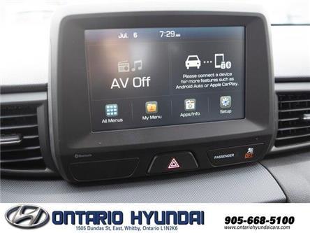 2020 Hyundai Veloster Preferred (Stk: 025936) in Whitby - Image 2 of 17