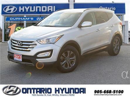 2013 Hyundai Santa Fe Sport  (Stk: 01568K) in Whitby - Image 1 of 18