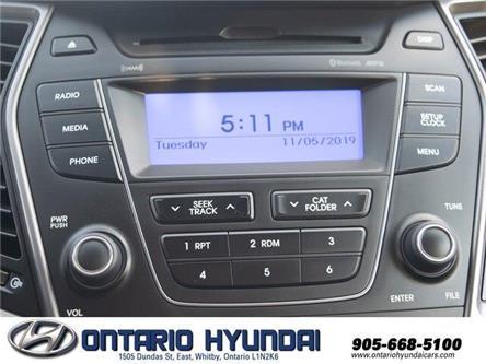 2013 Hyundai Santa Fe Sport  (Stk: 01568K) in Whitby - Image 2 of 18