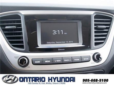 2020 Hyundai Accent ESSENTIAL (Stk: 096939) in Whitby - Image 2 of 18