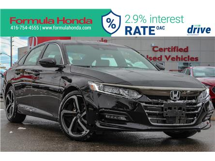2019 Honda Accord Sport 1.5T (Stk: B11479) in Scarborough - Image 1 of 28