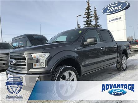 2017 Ford F-150 Limited (Stk: K-2469A) in Calgary - Image 1 of 19