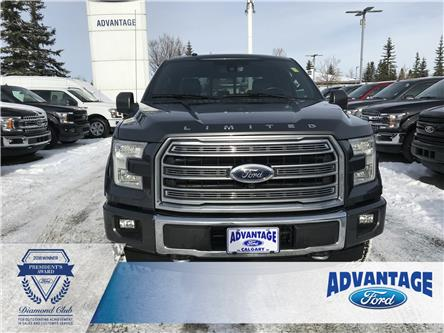 2017 Ford F-150 Limited (Stk: K-2469A) in Calgary - Image 2 of 19