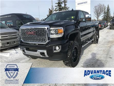 2018 GMC Sierra 3500HD Denali (Stk: L-023A) in Calgary - Image 1 of 20