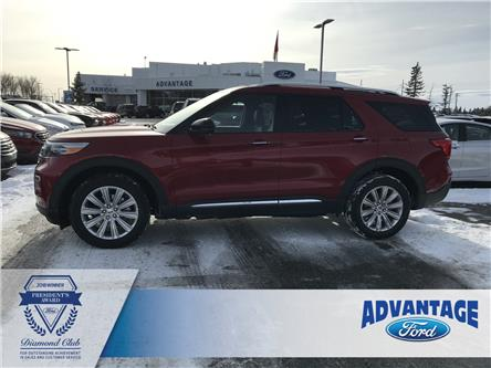 2020 Ford Explorer Limited (Stk: L-039) in Calgary - Image 2 of 6