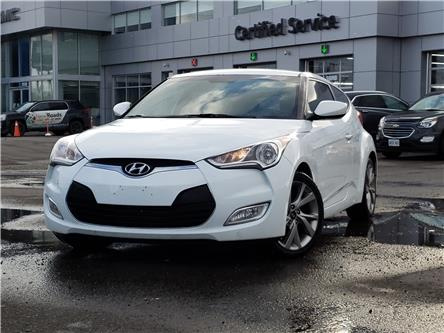 2016 Hyundai Veloster SE (Stk: N13611A) in Newmarket - Image 1 of 25