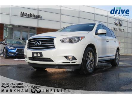 2015 Infiniti QX60 Base (Stk: P3277) in Markham - Image 1 of 10