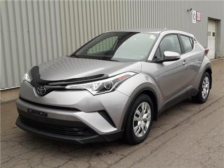 2019 Toyota C-HR Base (Stk: X4817A) in Charlottetown - Image 1 of 18
