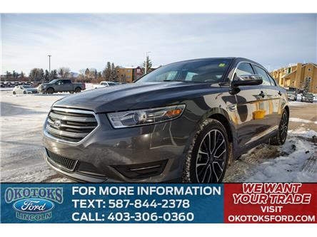 2019 Ford Taurus Limited (Stk: B81525) in Okotoks - Image 1 of 22