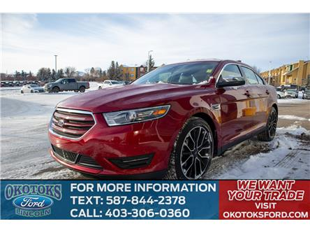 2019 Ford Taurus Limited (Stk: B81526) in Okotoks - Image 1 of 22