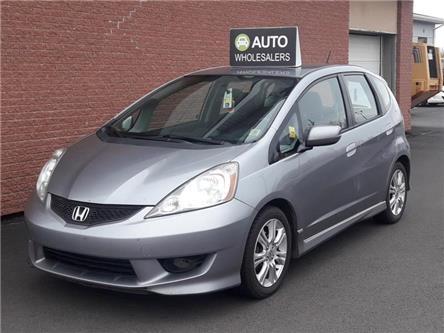 2010 Honda Fit Sport (Stk: SUB2172TA) in Charlottetown - Image 1 of 7