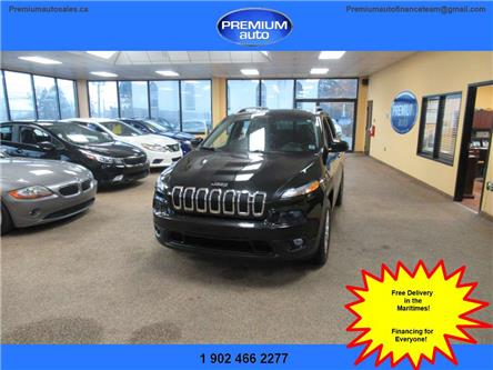 2016 Jeep Cherokee North (Stk: 161564) in Dartmouth - Image 1 of 24