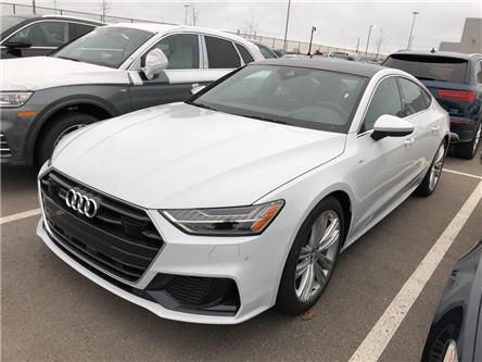 2019 Audi A7 55 Technik (Stk: 50054) in Oakville - Image 1 of 5