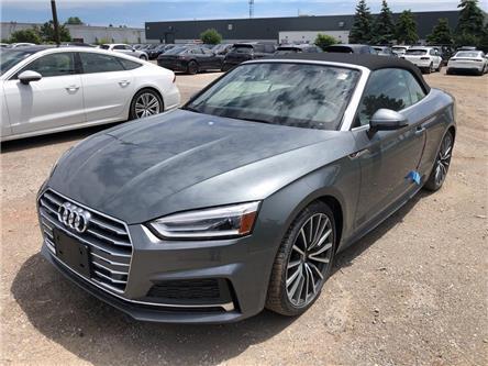 2019 Audi A5 45 Progressiv (Stk: 50553) in Oakville - Image 1 of 5