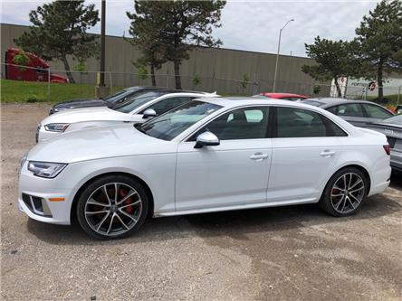 2019 Audi S4 3.0T Technik (Stk: 50616) in Oakville - Image 2 of 5