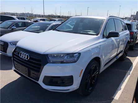2019 Audi Q7 55 Technik (Stk: 50691) in Oakville - Image 1 of 5