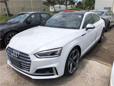 2019 Audi S5 3.0T Technik (Stk: 50619) in Oakville - Image 1 of 5