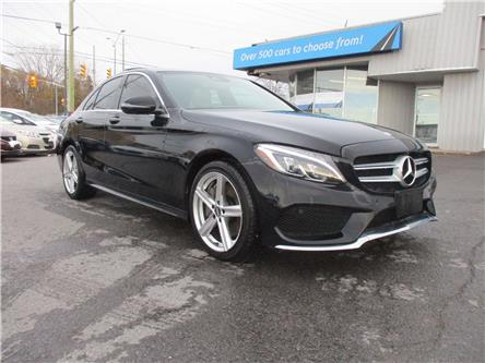 2016 Mercedes-Benz C-Class Base (Stk: 191472) in Kingston - Image 1 of 16