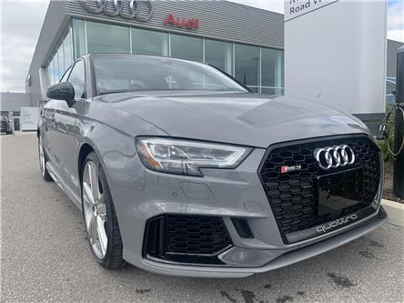 2019 Audi RS 3 2.5T (Stk: 51099) in Oakville - Image 1 of 21