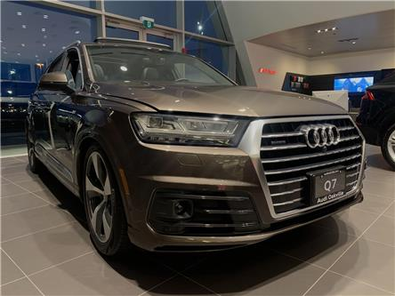 2019 Audi Q7 55 Technik (Stk: 50567) in Oakville - Image 1 of 14