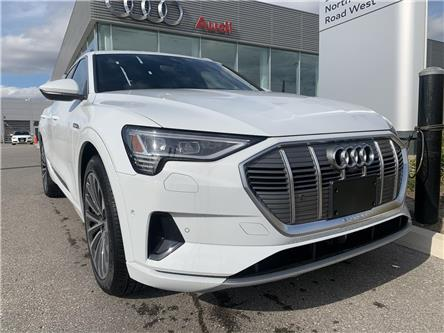 2019 Audi e-tron 55 Technik (Stk: 51143) in Oakville - Image 1 of 19