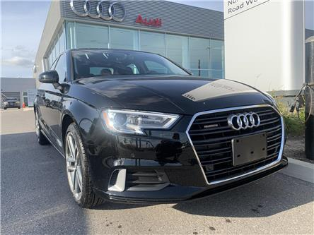 2020 Audi A3 45 Komfort (Stk: 51167) in Oakville - Image 1 of 19
