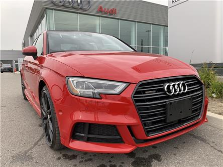 2020 Audi A3 45 Technik (Stk: 51172) in Oakville - Image 1 of 21
