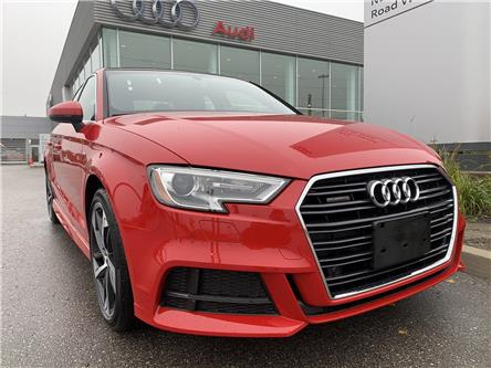 2020 Audi A3 45 Progressiv (Stk: 51182) in Oakville - Image 1 of 20