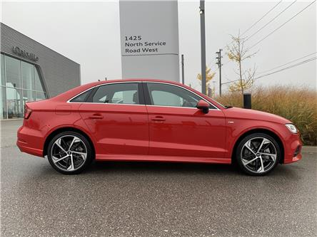 2020 Audi A3 45 Progressiv (Stk: 51182) in Oakville - Image 2 of 20
