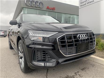2019 Audi Q8 55 Technik (Stk: 51075) in Oakville - Image 1 of 21