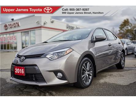 2016 Toyota Corolla LE (Stk: 13127) in Hamilton - Image 1 of 19