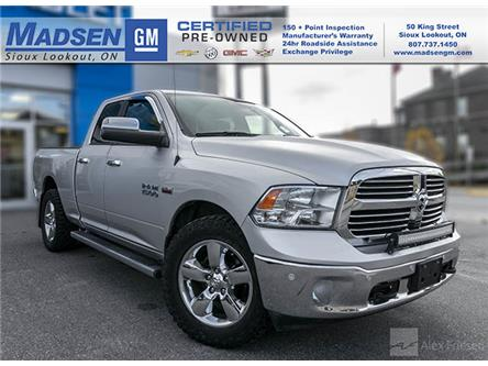 2017 RAM 1500 SLT (Stk: A19505) in Sioux Lookout - Image 1 of 11