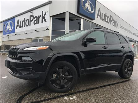 2018 Jeep Cherokee Limited (Stk: 18-56371MB) in Barrie - Image 1 of 30