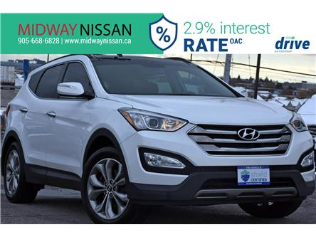 2014 Hyundai Santa Fe Sport 2.0T SE (Stk: KN134254A) in Whitby - Image 1 of 34