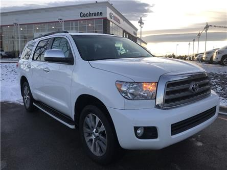 2016 Toyota Sequoia Limited 5.7L V8 (Stk: 2927) in Cochrane - Image 1 of 18