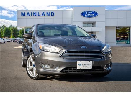 2015 Ford Focus Titanium (Stk: P1471) in Vancouver - Image 1 of 24