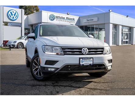 2018 Volkswagen Tiguan Comfortline (Stk: KT106421A) in Vancouver - Image 1 of 22