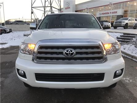 2015 Toyota Sequoia Platinum 5.7L V8 (Stk: 2961) in Cochrane - Image 2 of 19