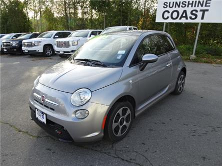 2017 Fiat 500E BASE (Stk: SC0117) in Sechelt - Image 1 of 16