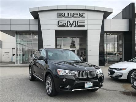 2016 BMW X3 xDrive28d (Stk: 9TA90701) in North Vancouver - Image 2 of 28