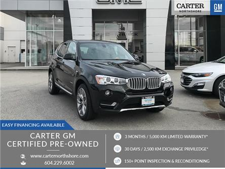 2016 BMW X3 xDrive28d (Stk: 9TA90701) in North Vancouver - Image 1 of 28