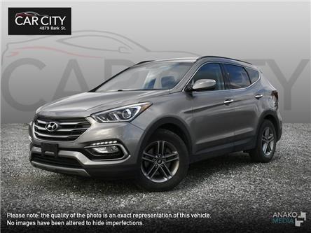 2017 Hyundai Santa Fe Sport 2.4 SE (Stk: 2702) in Ottawa - Image 1 of 24