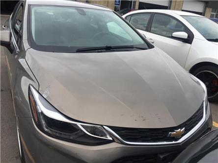 2017 Chevrolet Cruze  (Stk: ) in Brampton - Image 1 of 4