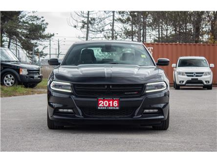 2016 Dodge Charger SXT (Stk: 10555A) in Innisfil - Image 2 of 7