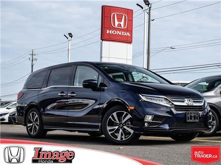 2020 Honda Odyssey Touring (Stk: 10V183) in Hamilton - Image 1 of 22