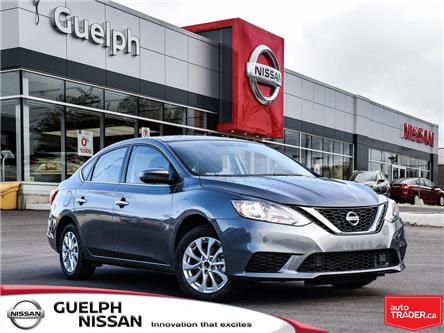 2019 Nissan Sentra  (Stk: N20414) in Guelph - Image 1 of 27