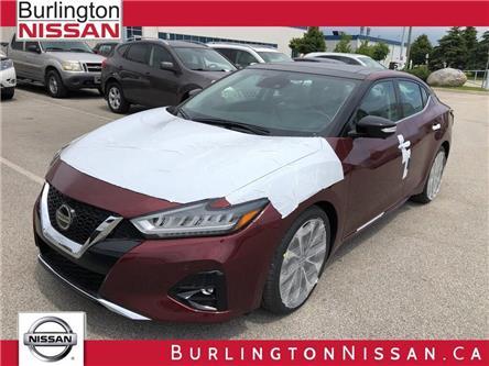 2019 Nissan Maxima Platinum (Stk: Y4508) in Burlington - Image 1 of 5