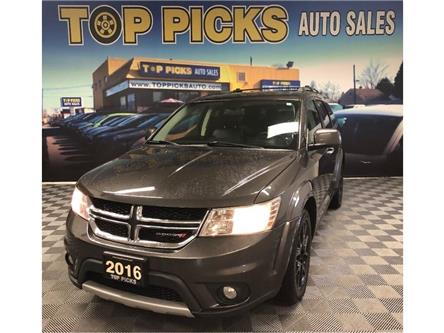 2016 Dodge Journey R/T (Stk: 160306) in NORTH BAY - Image 1 of 25