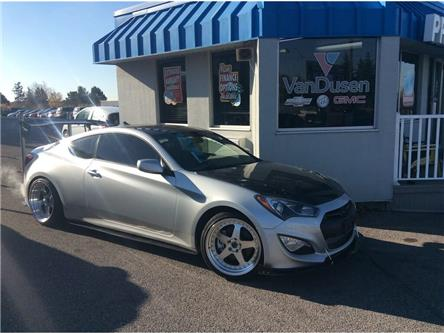 2013 Hyundai Genesis 2.0T (Stk: 194463B) in Ajax - Image 1 of 22