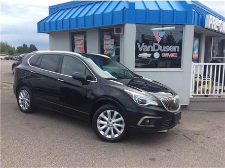 2017 Buick Envision Premium II (Stk: 194345A) in Ajax - Image 1 of 26